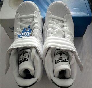Adidas Superstar Up Strap W 女裝高筒運動鞋