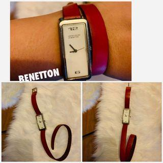 Benetton watch
