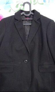 Black Blazer New Look