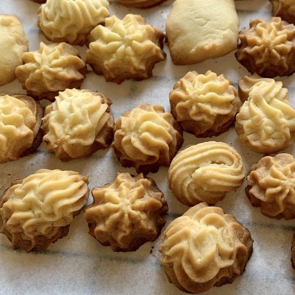 Butter cookies 🧈🍪