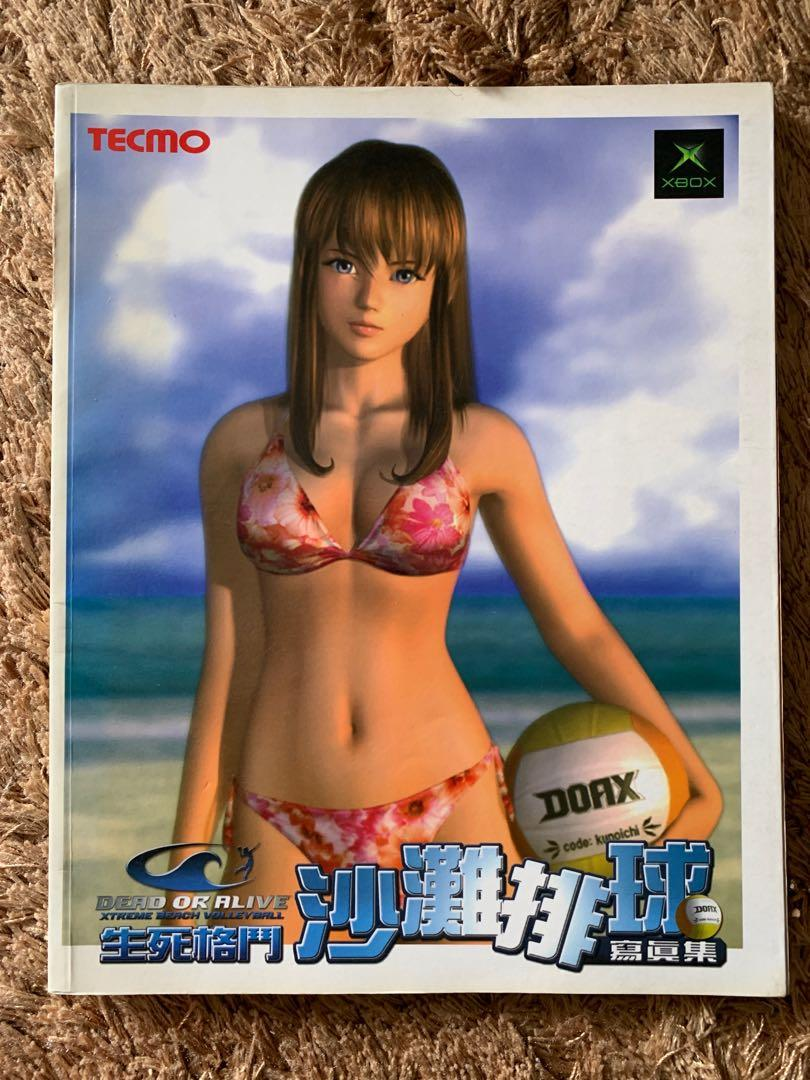 Dead Or Alive Xtreme Beach Volleyball Guide Toys Games Video Gaming Others On Carousell