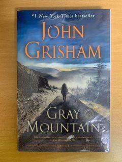 Gray Mountain- John Grisham