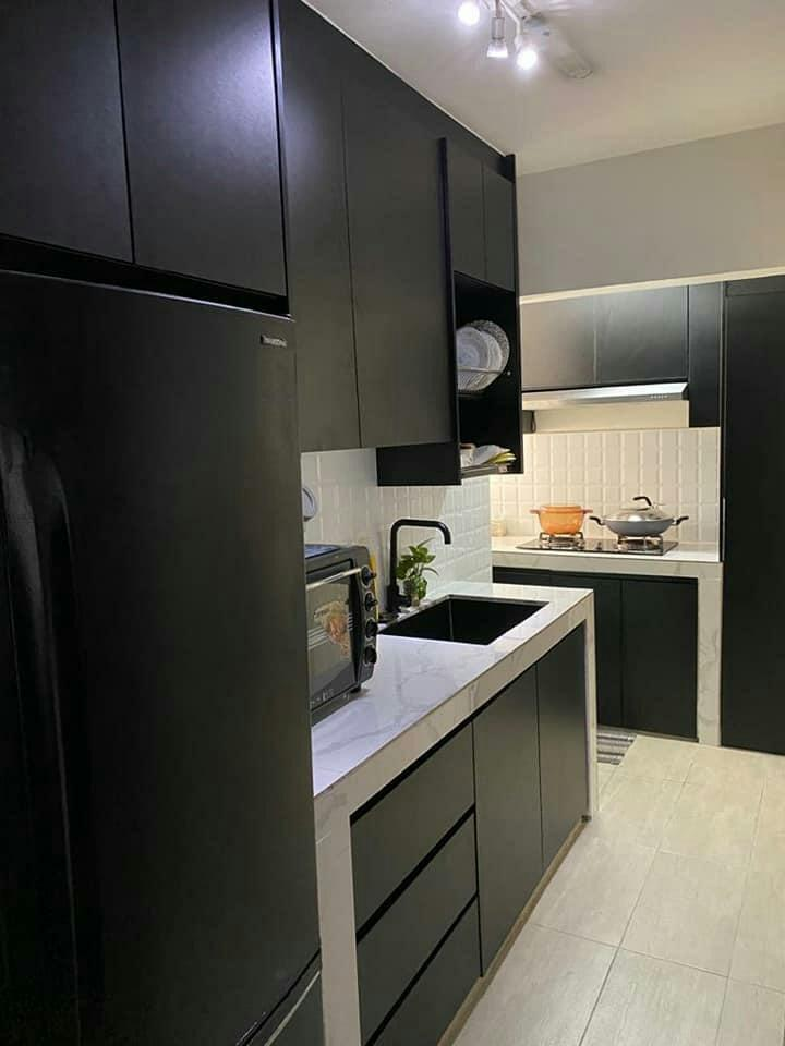 Kabinet Dapur Ppr Home Furniture Furniture On Carousell