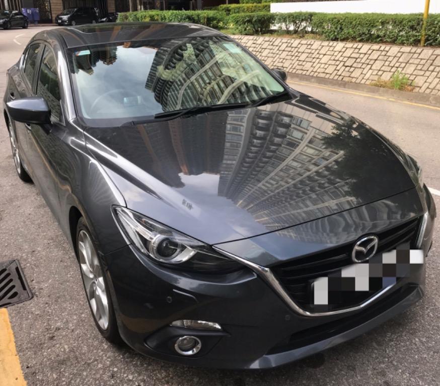 Mazda 3 1.5 Sedan 6AT Deluxe (A)