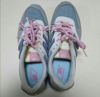 New Balance 牛仔布料波鞋