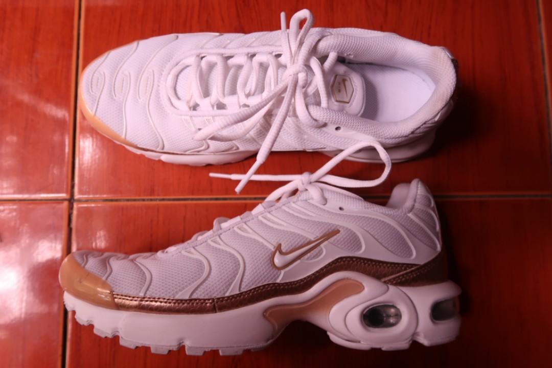 Nike TN Air Max Plus EP White Metallic