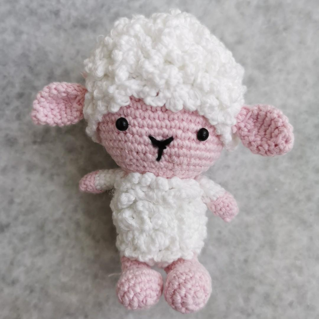 Sheep Amigurumi / Boneka Rajut