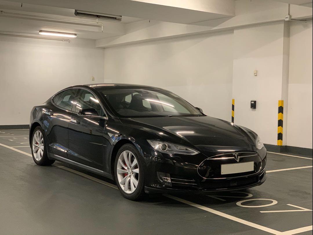 Tesla Model S Model s P90D Auto