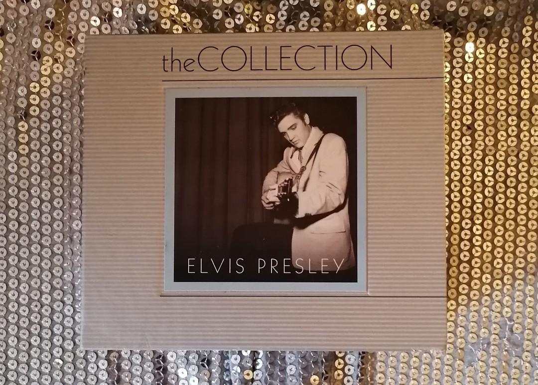 The Elvis Collection: 3 disc set