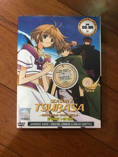 Tsubasa Reservoir Chronicle DVD - Season 2 Full