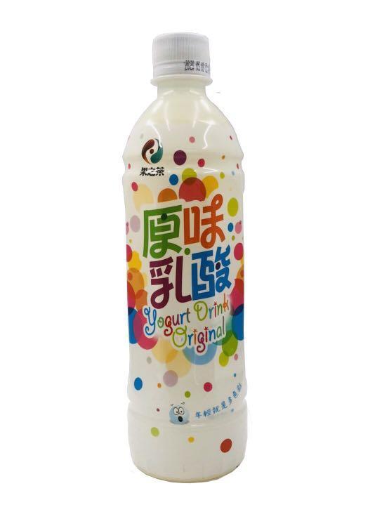 果汁茶-原味乳酸瓶裝