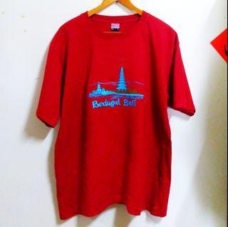 印尼 觀光 Tshirt  布拉坦