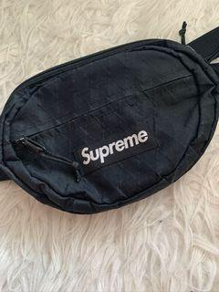 Authentic SUPREME Fanny pack