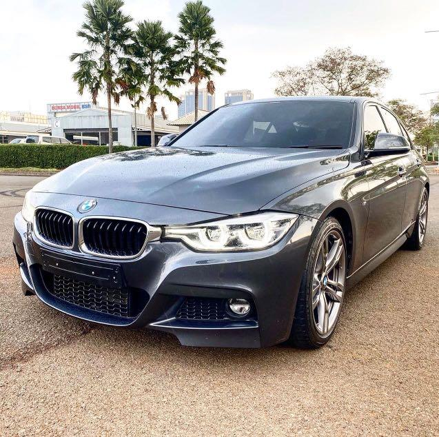 BMW F30 330i MSPORT 2016/2017 LCI