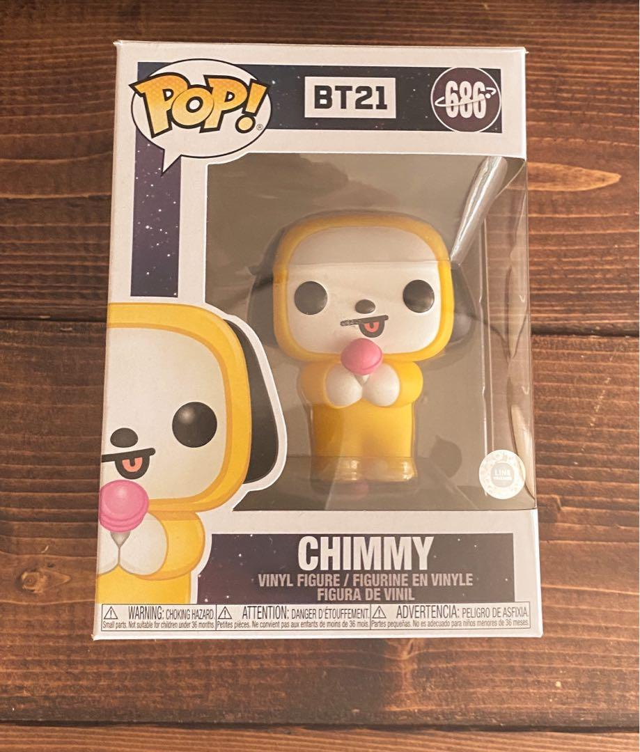 bt21/bts chimmy funko pop