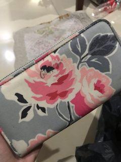 cath kidston dompet wallet preloved original
