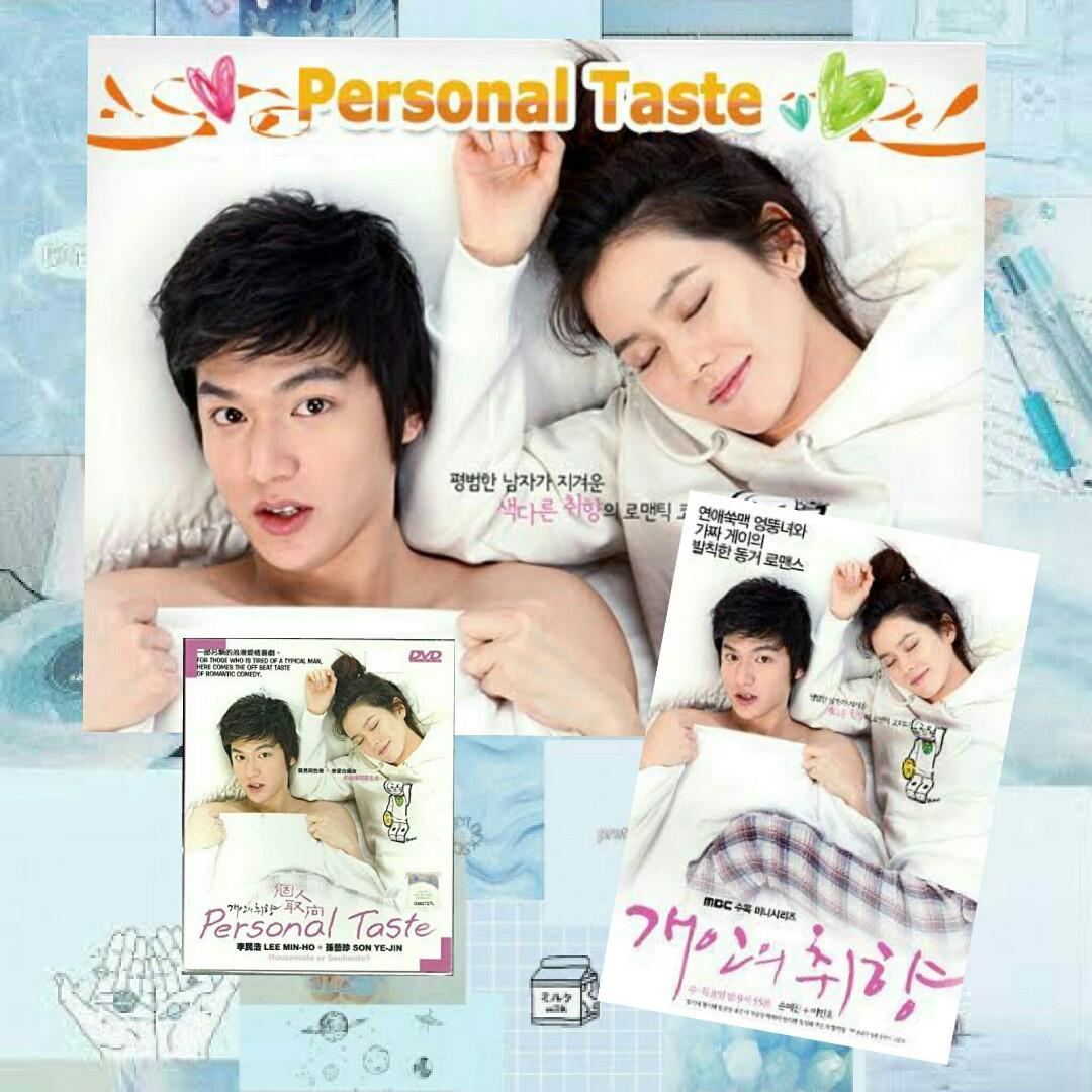 DVD kaset Drama Korea second