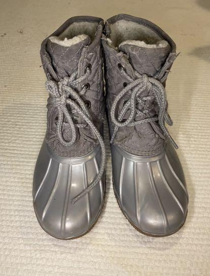 George Girls winter boots size 3 youth