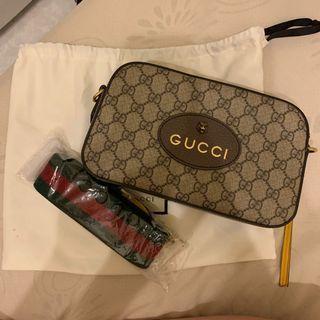 Gucci虎頭包