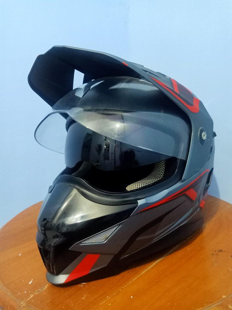 Helm MDS Fullface Ori