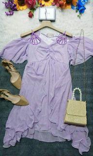 Lavender Fairy Dress