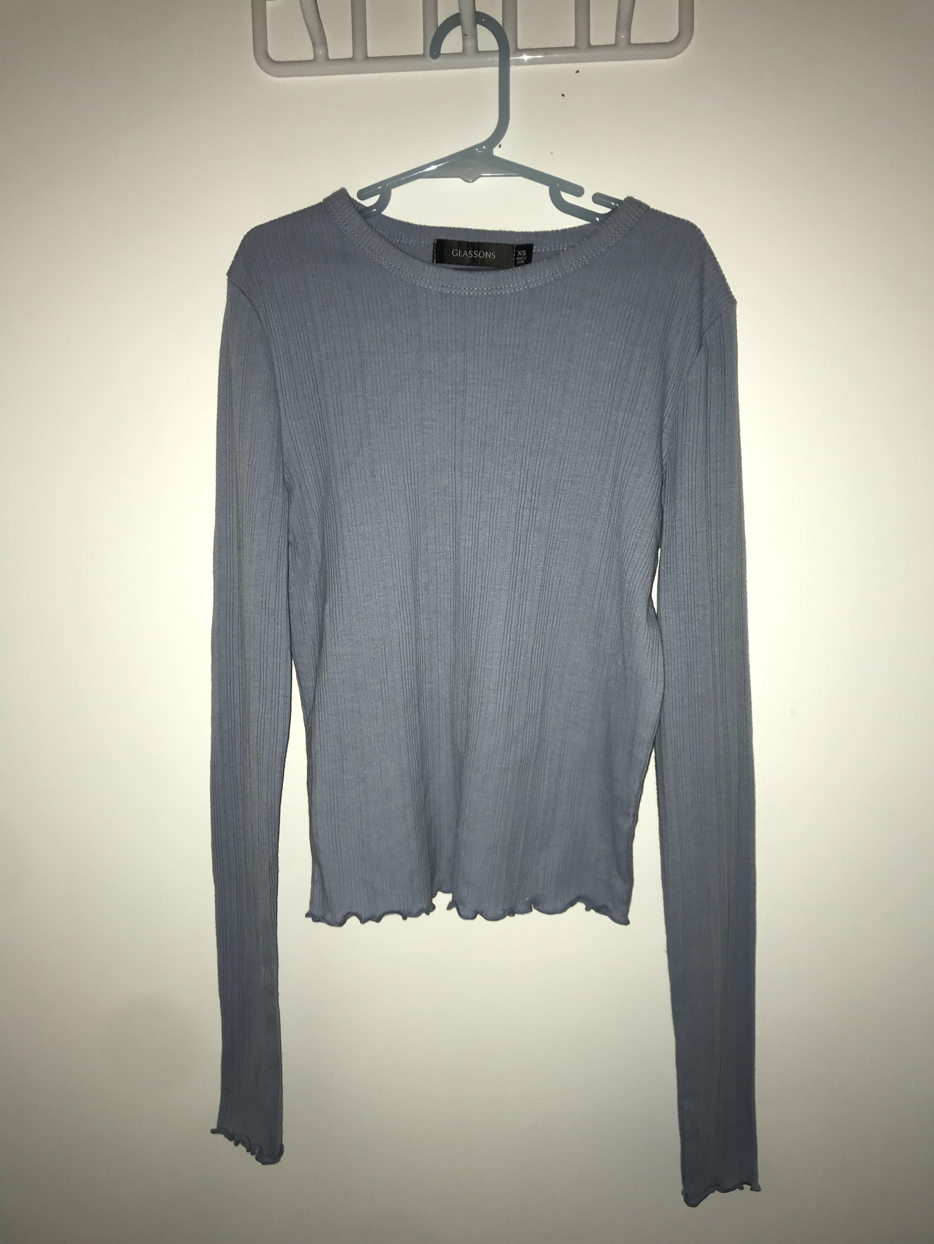 Long sleeve Glassons top