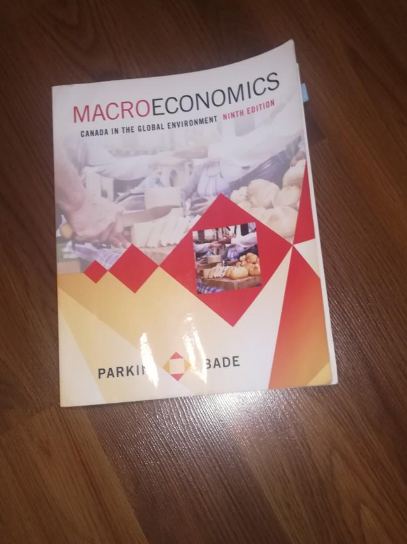 Macroeconomics 9th edition