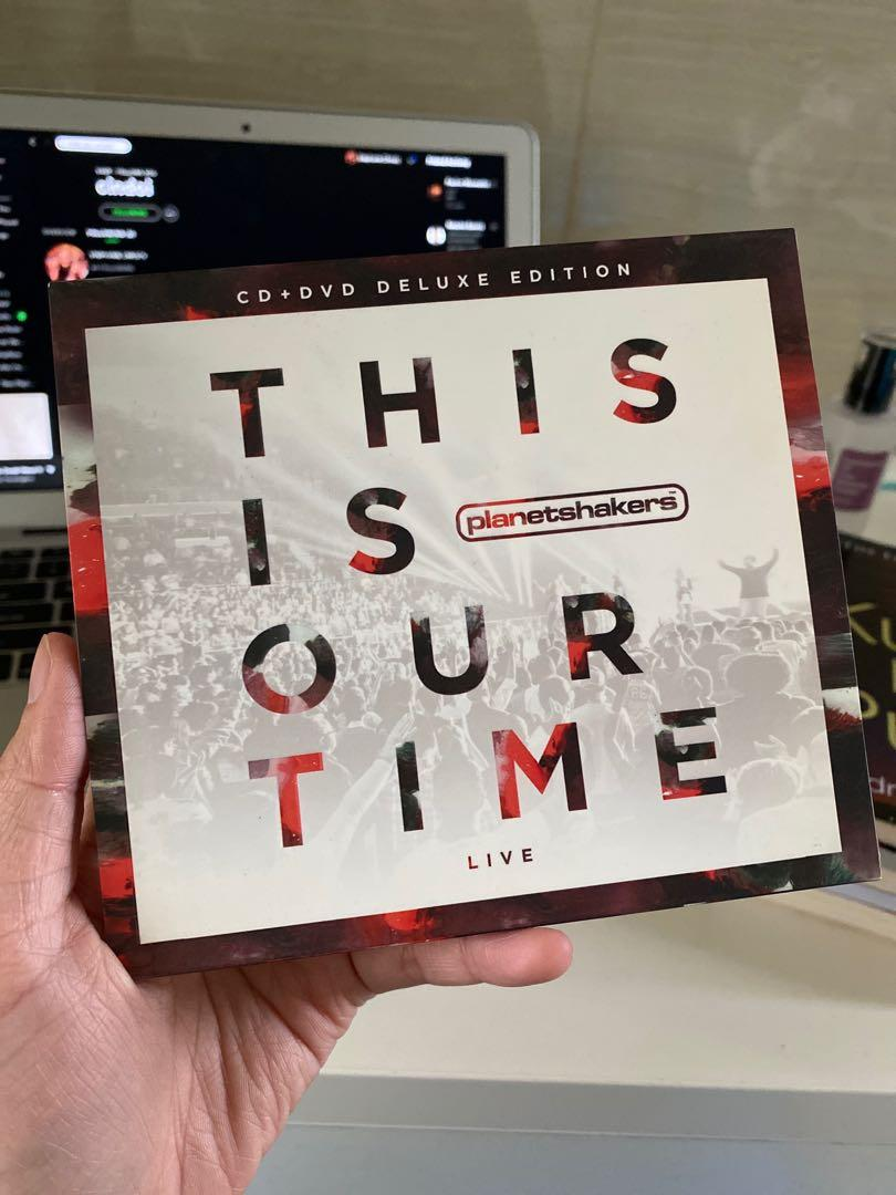 Planetshakers - This is Our Time (AUTOGRAPHED by Planetshakers Band) - Deluxe Edition