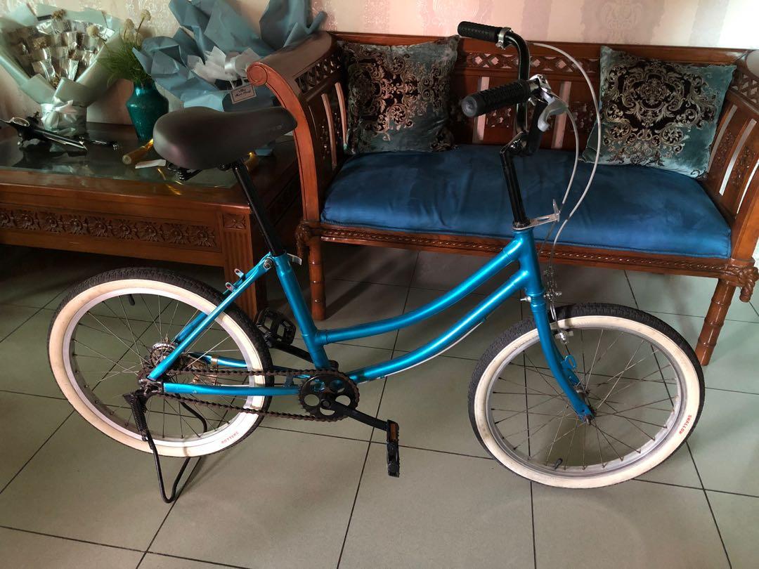 Sepeda Minion 20 Nego Olah Raga Sepeda Di Carousell