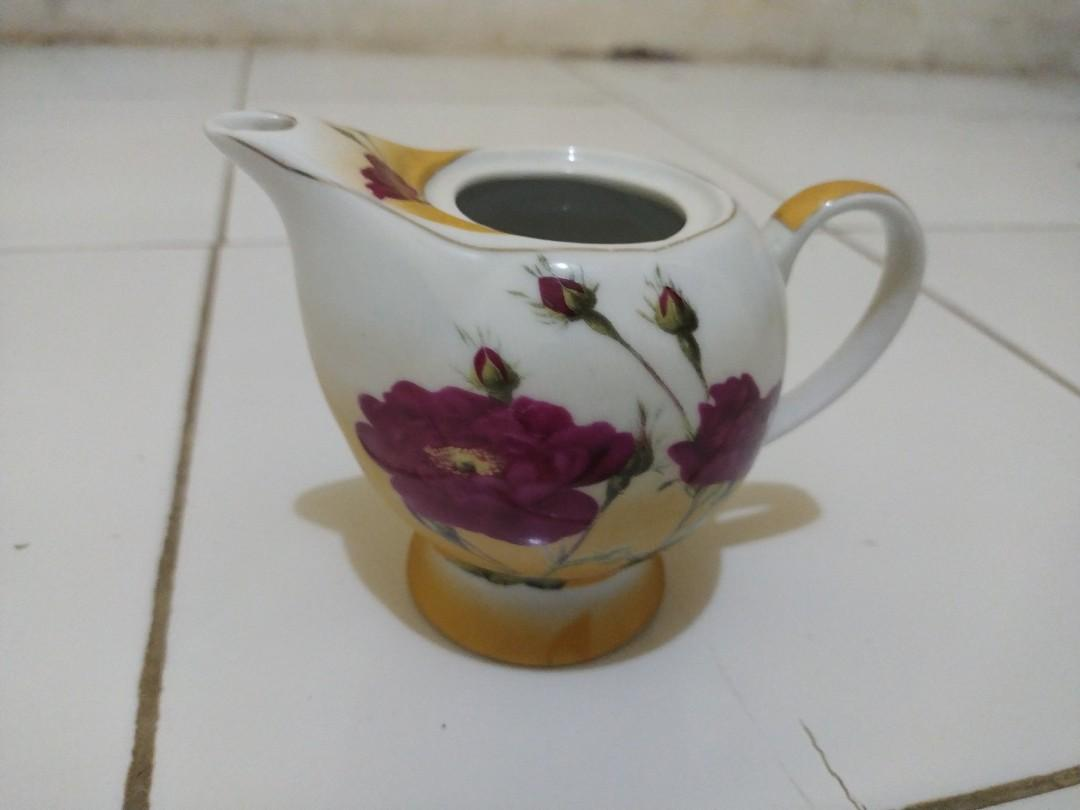 Teapot mini jadul antik
