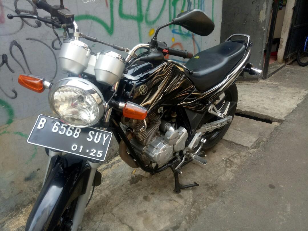 Yamaha scorpio z 225c