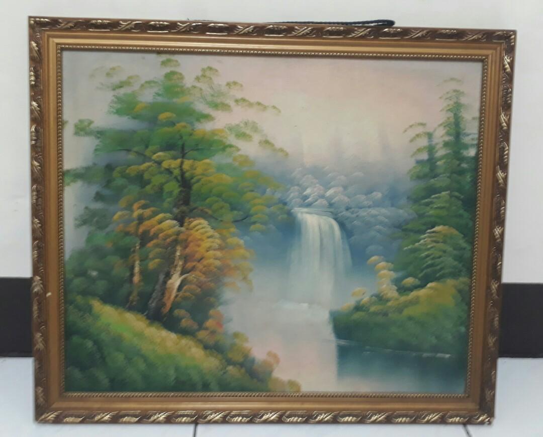 油畫-風景畫