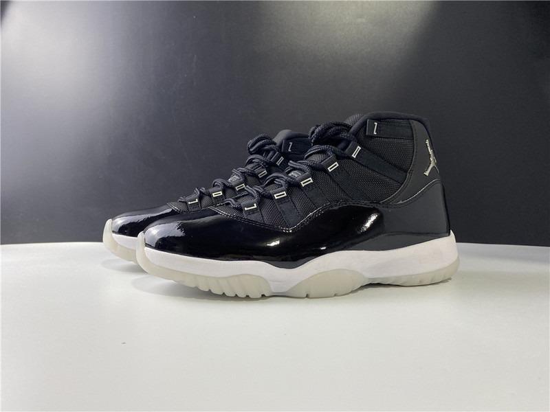 Air Jordan 11 25th Anniversary 25 CT8012-011 Black/White Men Size US7.5-13