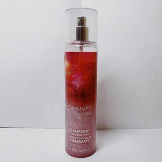 Bath & Body Works Twilight Woods - Diamond Shimmer Mist - 236ml