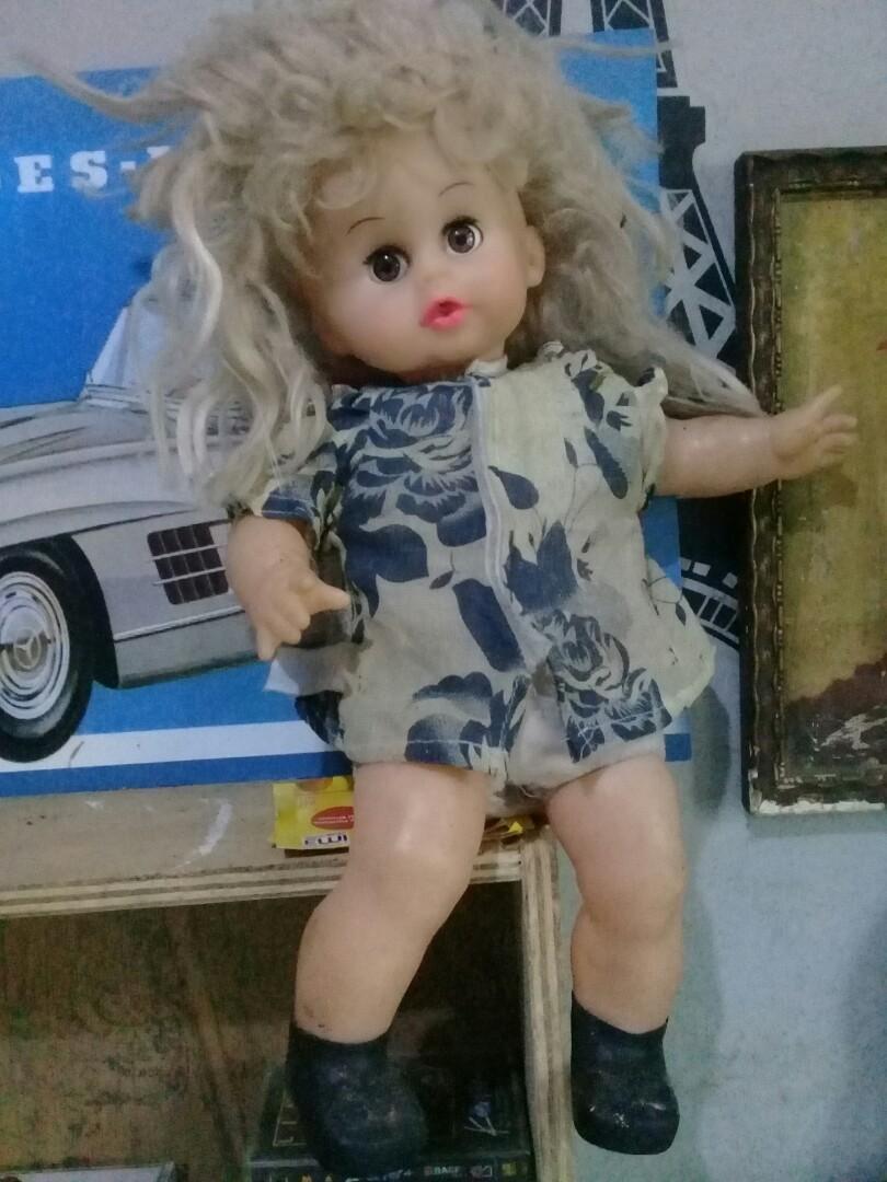 Boneka jadul
