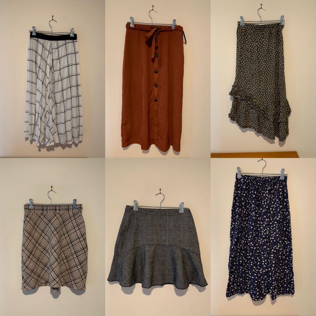 Bulk skirts deal ⭐️