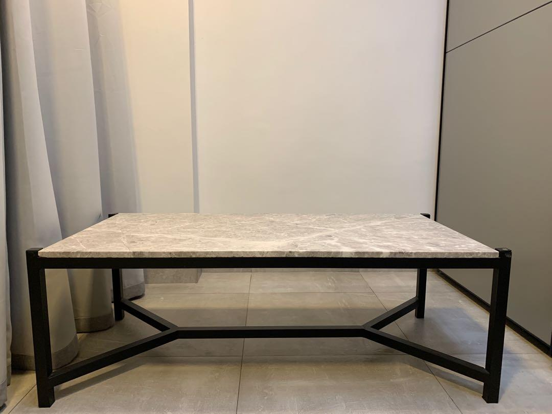 Italian Marble Coffee Table Furniture Tables Chairs On Carousell