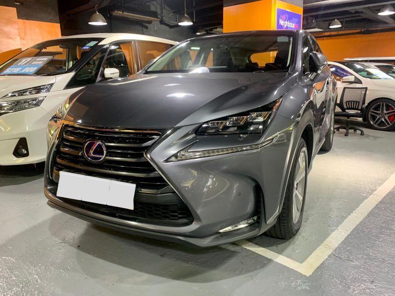 Lexus NX300H Hybrid Auto