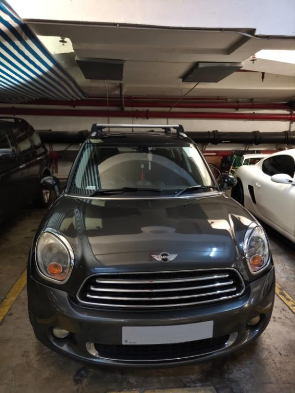 MINI Cooper 1.6 Countryman (A)