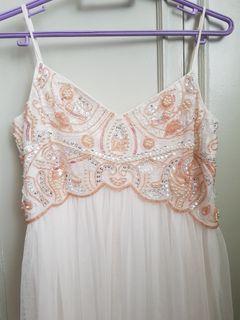 FLASH SALE miss selfridge long dress
