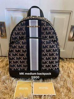 MK Medium Backpack