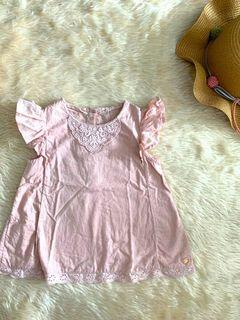 Mothercare Pink Top