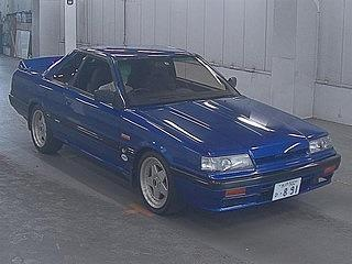 Nissan Skyline HR31 Manual