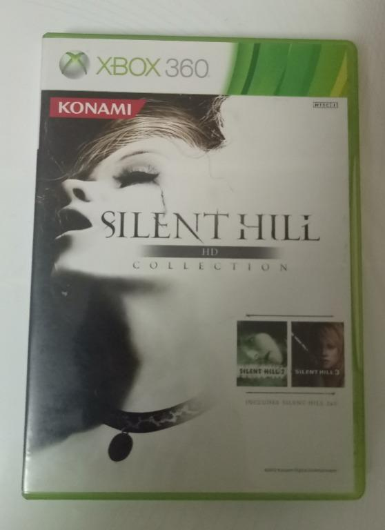 ONE可玩 沉默之丘 HD 合輯 XBOX 360 Silent Hill HD Collection XBOX360