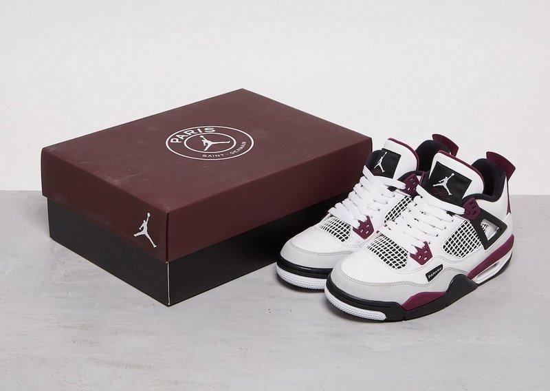 PSG x Air Jordan 4  CZ5624-100 Men Size US7-13 Women Size US4Y-6.5Y