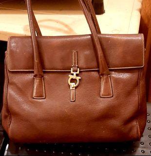 Rare vintage Authentic Salvatore Ferragamo bag