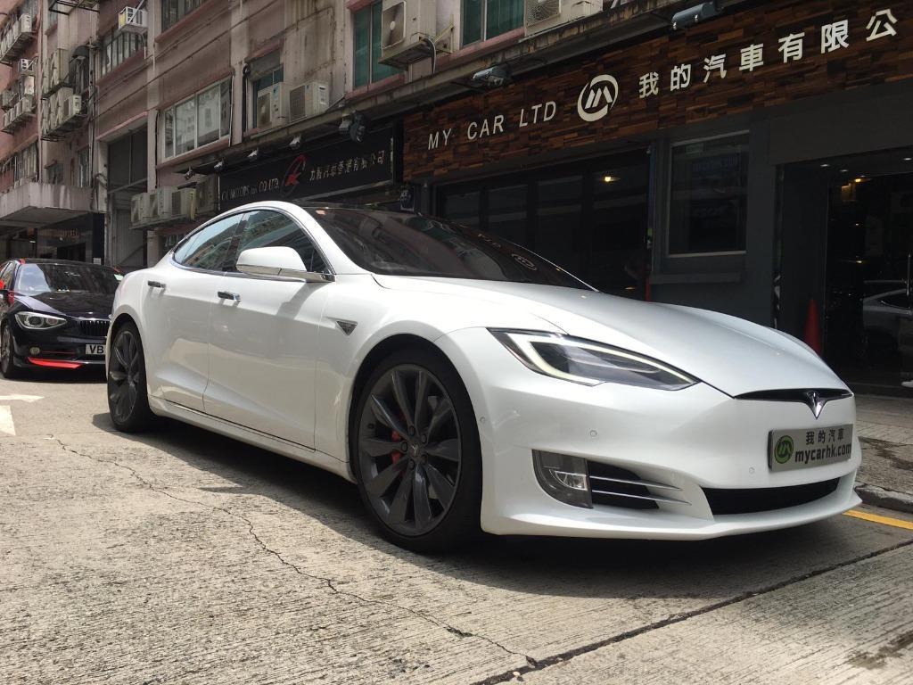 Tesla MODEL S P90D 2016 Auto