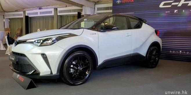 Toyota C-HR 1.8 Hybrid Auto