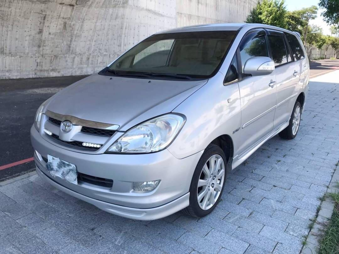 Toyota InnovaG版2009年