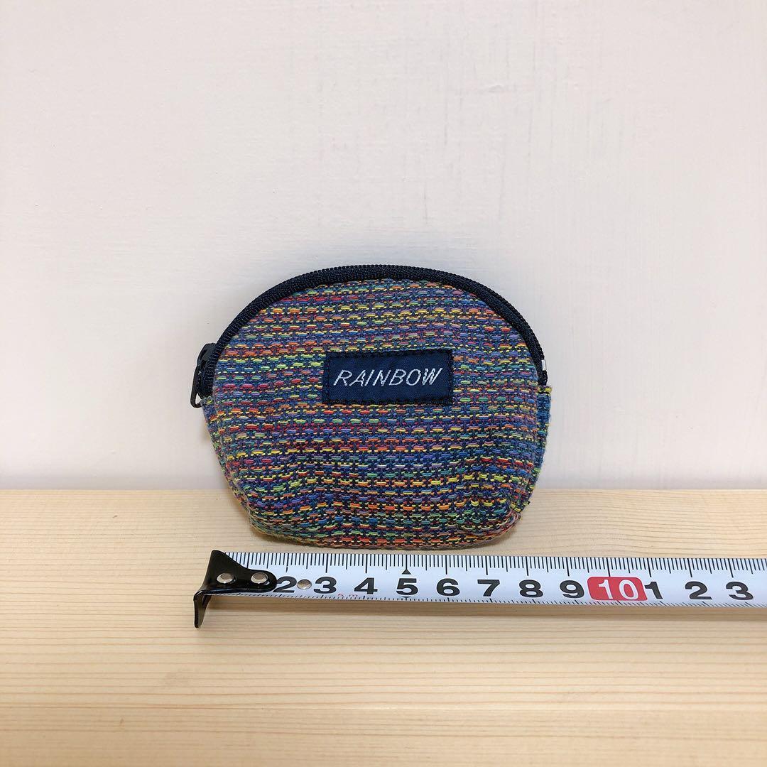 贈!彩虹萬用小包包